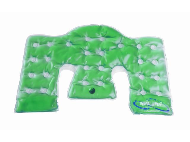 PCH 101310 Reusable Hot/Cold Neck & Shoulder Pad - Green