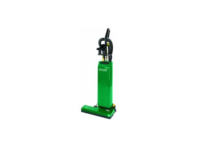 Bissell Commercial BGUPRO18T Dual Motor Bagged Upright Commercial Vacuum with Tools on Board