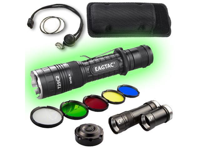 Eagletac T25C2 XLamp XM-L2 LED Flashlight Kit