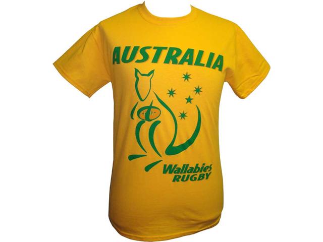 Australia Rugby T-Shirt - S