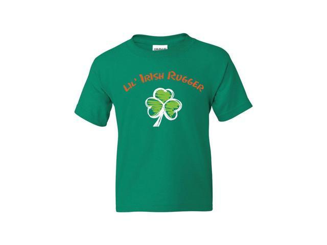 Lil' Irish Rugger Kids Rugby T-Shirt - 12 Months