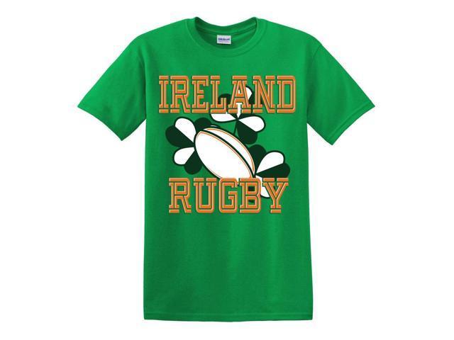 Ireland Shamrock Rugby T-Shirt