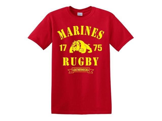 Marines Rugby T-Shirt