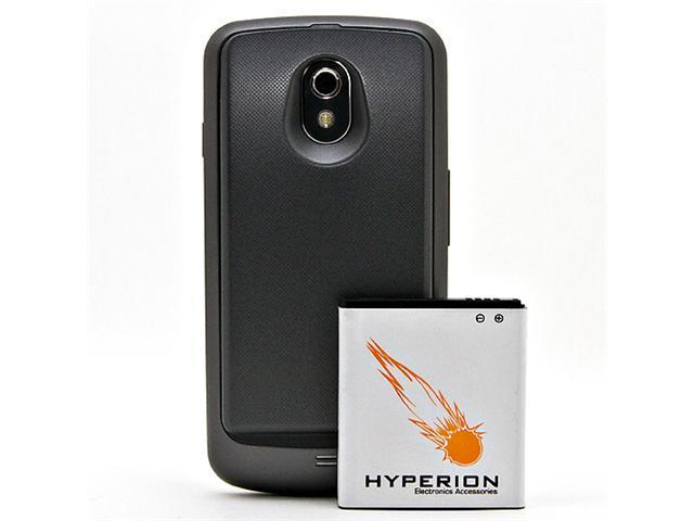 Hyperion Verizon Samsung Galaxy Nexus 3800mAh Extended Battery + Back Cover (...
