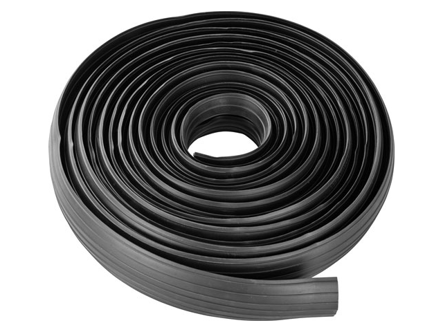 1-Cord Flexible Office Cable Protector Cover 29.5 ft.