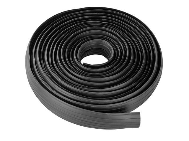 office cable protector. 1-Cord Flexible Office Cable Protector Cover 29.5 Ft. S