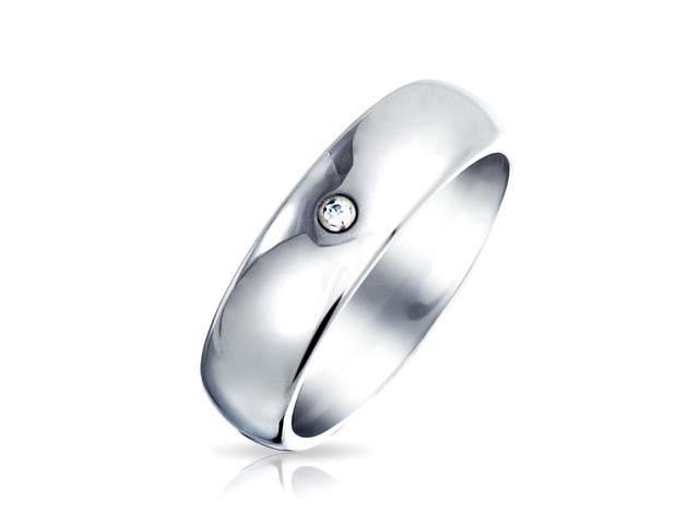 Valentine Gifts Comfort Fit Tungsten Wedding Band 6mm
