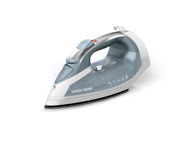 Black & Decker ICR06X Xpress Steam Cord Reel Iron