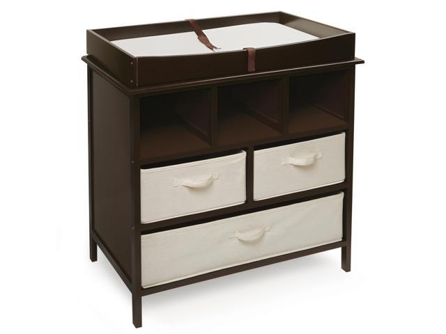 Estate Baby Espresso Changing Table