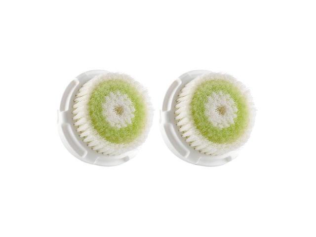 Acne Brush Head Twin Pack - Acne Prone Skin - 2 Pc Brush Head Brush Head