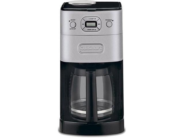 Cuisinart DGB-625BC Brushed Metal Grind-and-Brew 12-cup Automatic Coffee Maker