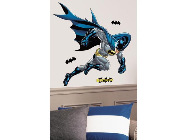 RoomMates Batman Bold Justice Peel and Stick Giant Wall Decal