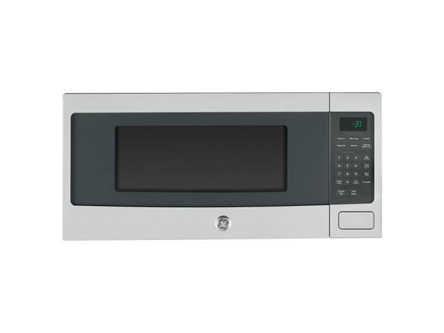 ... PEM31SFSS Stainless Steel Countertop Microwave Oven - Newegg.com