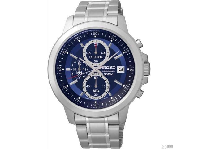 Seiko Men's SKS443 Men's Stainless Steel Chronograph Watch