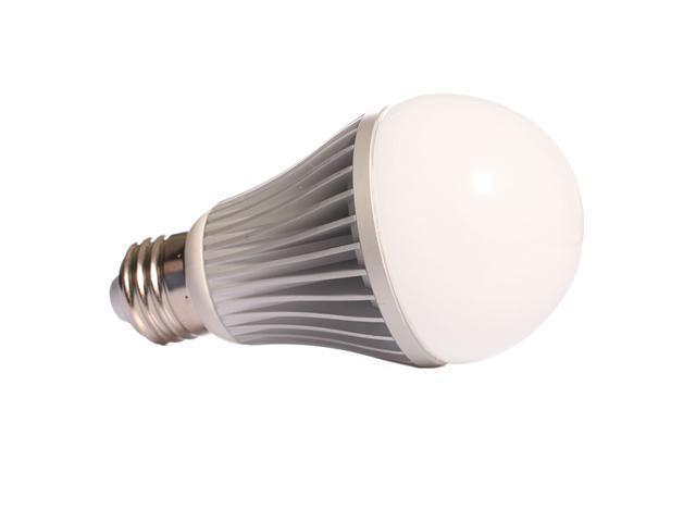 7 Watt Dimmable A19 LED Bulb, Replace 60W Incandescent Bulb, Cool White, Energy Efficient