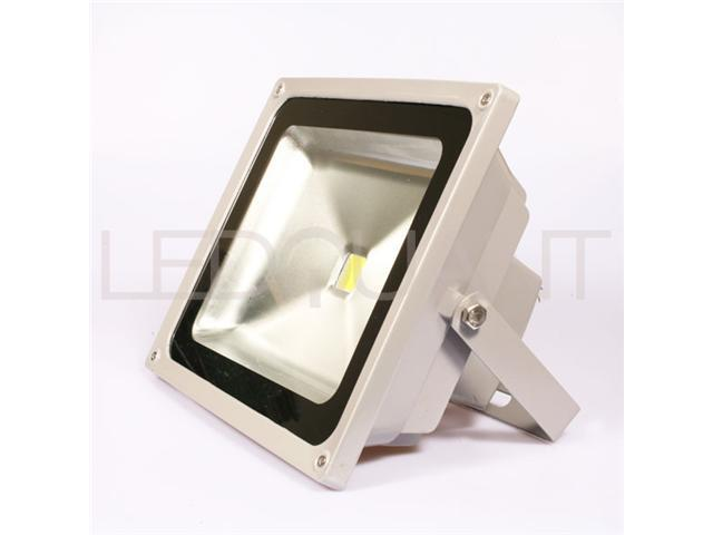 50 Watt LED Flood Light, Wall Washer Light, Cool White