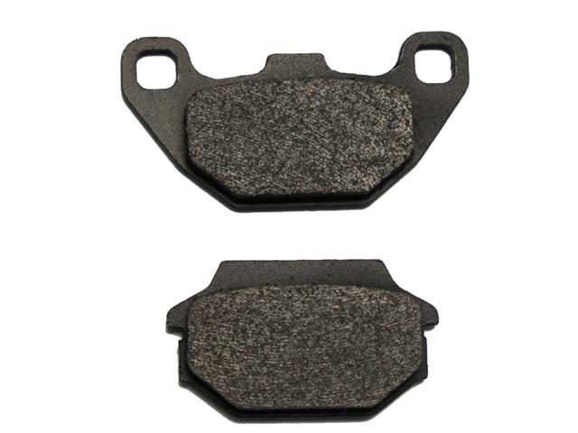 2009-2013 Arctic Cat 150 Utility 2x4 Kevlar Carbon Rear Brake Pads