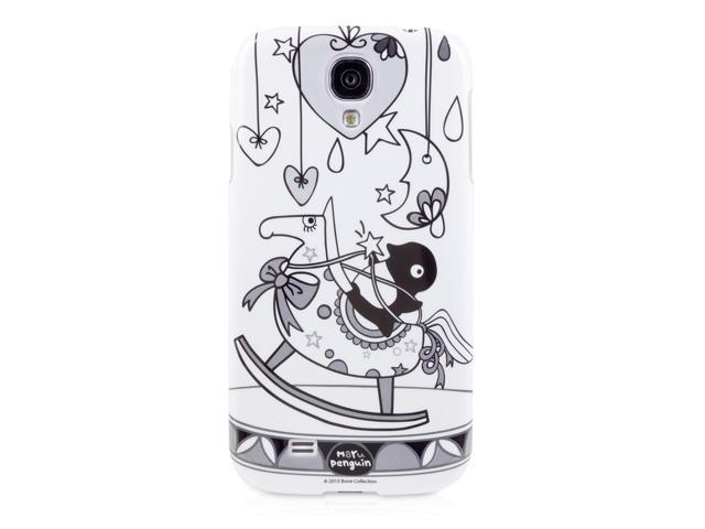 Bone Collection (Samsung Galaxy S4 case) S4 Maru HD Case – Comic-style hard case