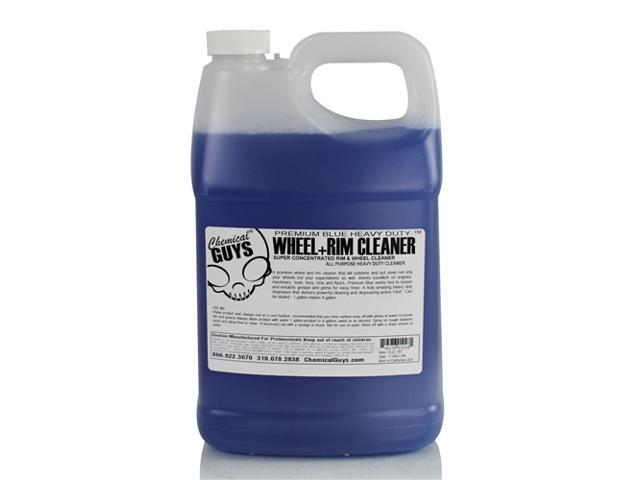 Chemical Guys CLD_107 - Premium Blue Wheel & Rim Cleaner (1 Gal)
