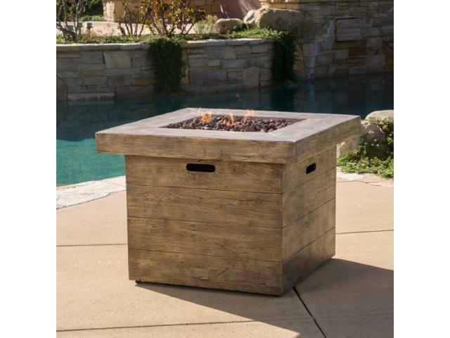 Christopher Knight Home Fairbanks Outdoor 32 Inch Square