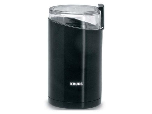 Krups 203-42 Electric Coffee and Spice Grinder with stainless steel blades
