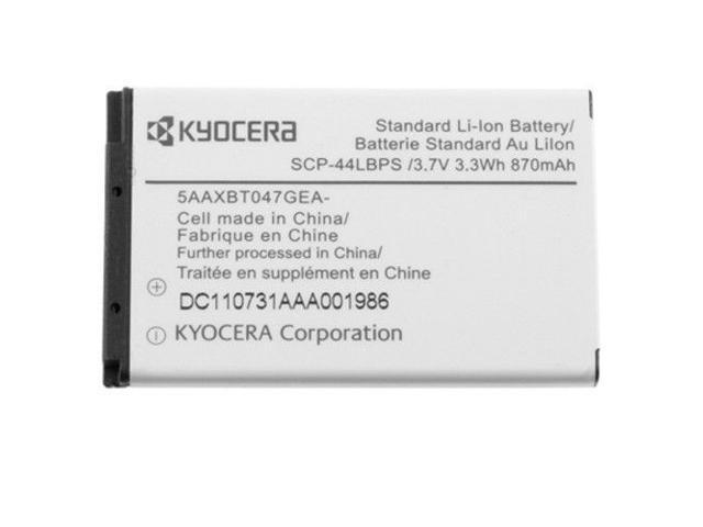 NEW OEM KYOCERA SCP-44LBPS 5AAXBT047GEA- BATTERY FOR PRESTO S1350, LUNO S2100, BRIO S3015