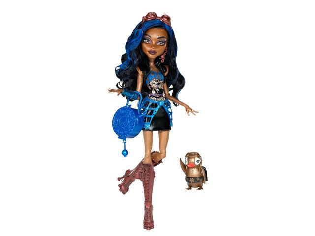 Monster High Robecca Steam with Captain Penny Doll