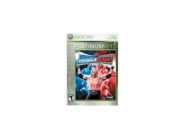 Xbox 360 WWE Smackdown Vs Raw 2007 (Disc Only) [T]
