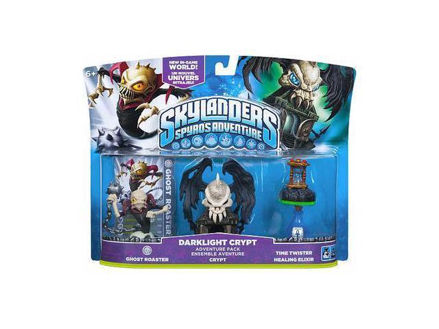 Skylanders Spyro's Adventure Darklight Crypt Adventure Pack