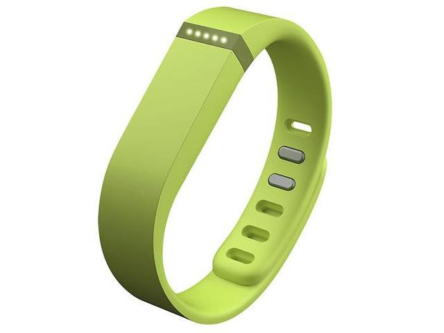 Fitbit Flex Wireless Activity and Sleep Tracker Wristband - Lime Green