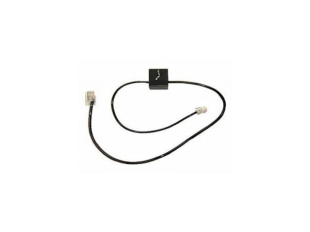 Plantronics 86007-01 Phone Cable for Phone and Headset