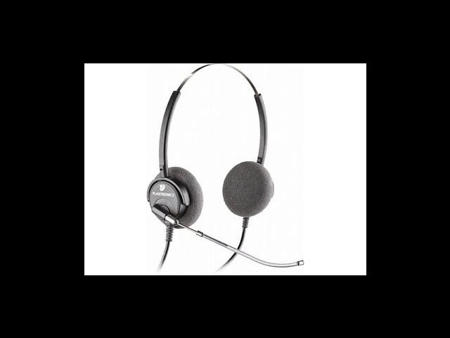 Plantronics 91783-11 Dual Input Headset