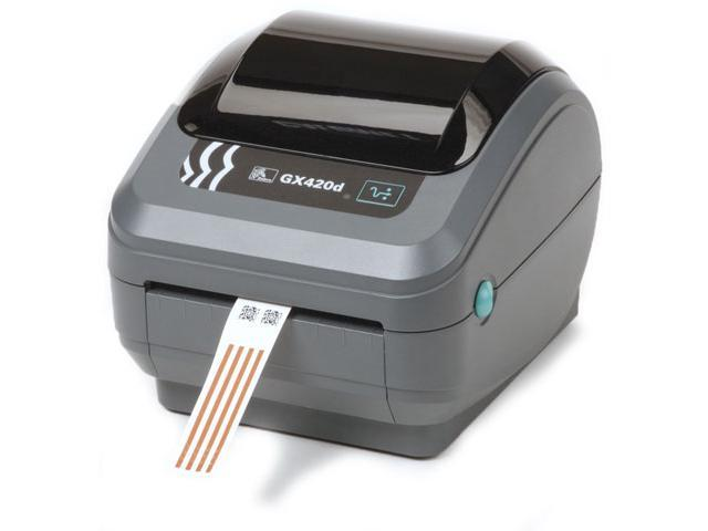 Zebra GX42-202712-000 GX420d Desktop Thermal Printer