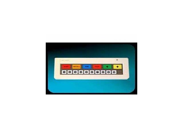 Logic Controls Kb1700Ph-Bk Prg.Kpd,Black,Lgnd D(Positch) Ps2 I/F