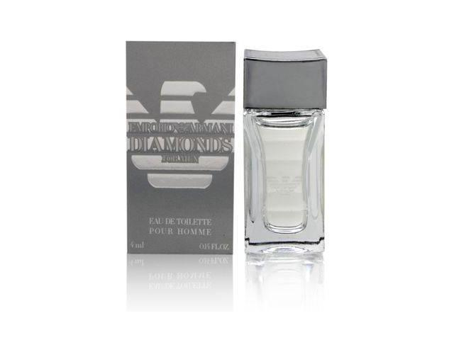 Emporio Armani Diamonds by Giorgio Armani 0.14 oz EDT Mini