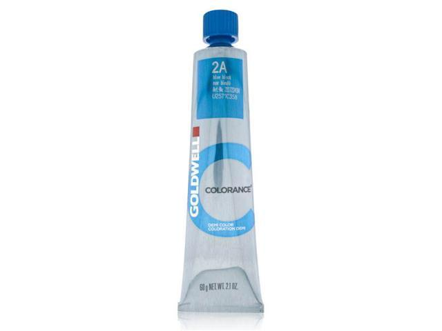 Goldwell Colorance Demi Color Coloration (Tube) 2A Blue Black