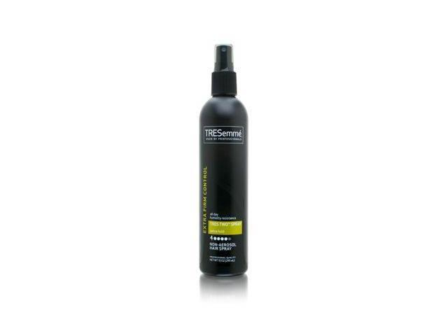 Tres Two Extra Hold Extra Firm Control Hair Spray - 10 oz Hair Spray