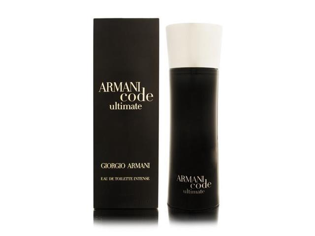 ARMANI CODE ULTIMATE Men Eau de Toilette 2.5oz Spray