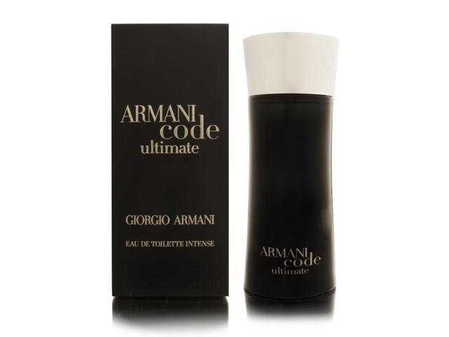 Armani Code Ultimate - 1.7 oz EDT Intense Spray