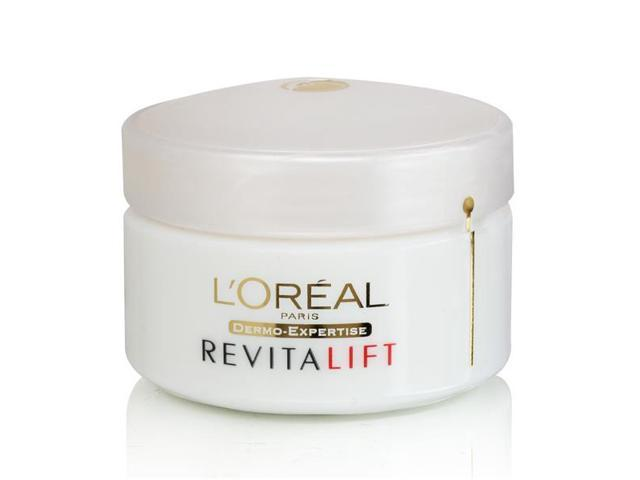 L'Oreal - Dermo-Expertise RevitaLift Anti-Wrinkle + Firming Day Cream For Face & Neck (New Formula) 50ml/1.7oz