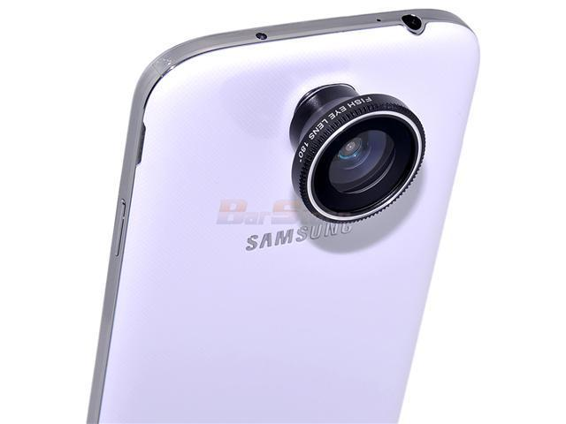 3 in 1 Fisheye Lens+Wide Angle+Micro Lens Kit For Samsung Galaxy S1 S2 S3 Note 1 2