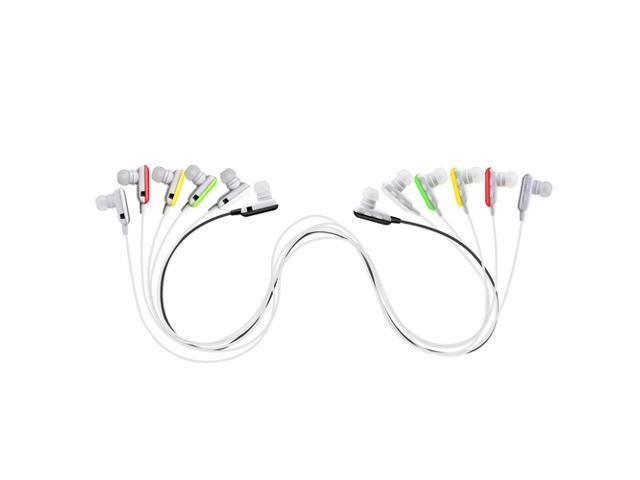 Mini Silver ROMAN Wireless A2DP Stereo Bluetooth Earphone Earpiece Earbud In-ear Headset Headphone with Microphone Mic for ...