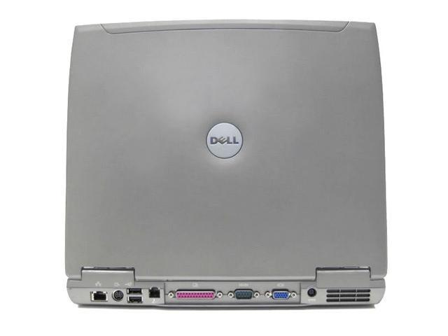 Dell Latitude D610 Laptop - 1.7GHz Pentium Mobile Processor - 2GB Memory - Windows 7 Home Premium (1 Year Warranty)