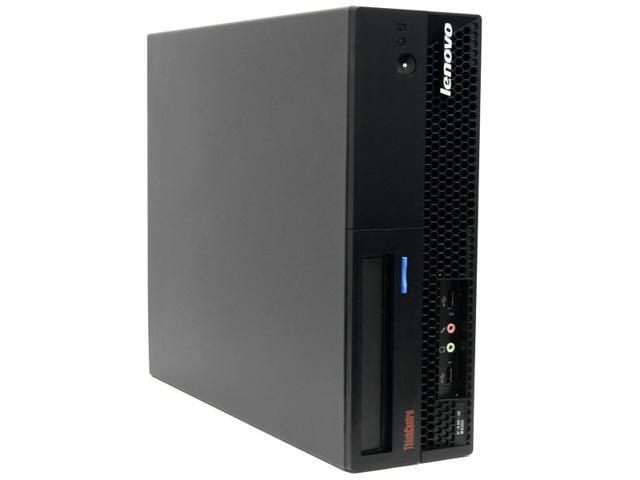 Lenovo ThinkCentre M58 SFF Computer - 2.4GHz Intel Core 2 Duo Processor - 2GB Memory - Windows 7 Home Premium (1 Year Warranty)