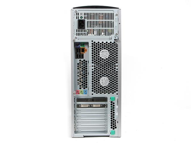 HP XW6600 Workstation Computer - 2 x 2.66GHz Intel Xeon Quad Core Processors (8 Cores) - 8GB Memory - Windows 7 Professional (1 Year Warranty)