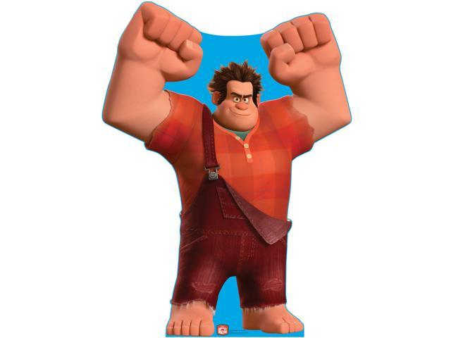 Disney Wreck-it Ralph Standup - Multi-colored