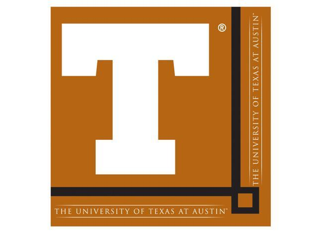 Texas Longhorns - Beverage Napkins - paper