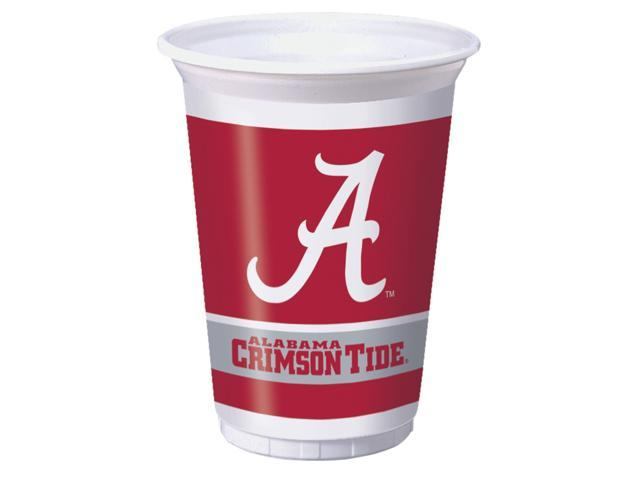 Alabama Crimson Tide - 20 oz. Plastic Cups - plastic