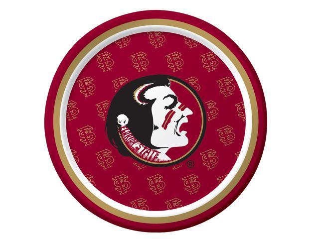 Florida State Seminoles - Dessert Plates - paper