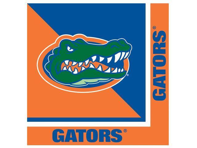 Florida Gators - Lunch Napkins - paper